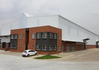 Wolff Packaging Warehouse
