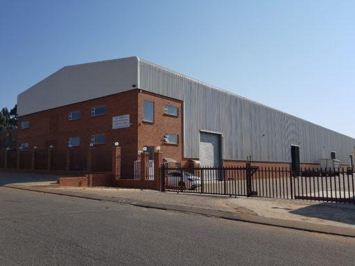 Vee Plastics Warehouse